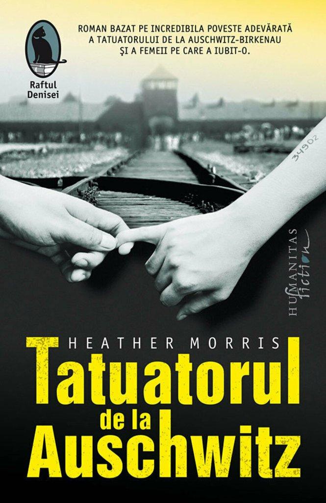 tatuatorul de la Auschwitz, Heather Morris