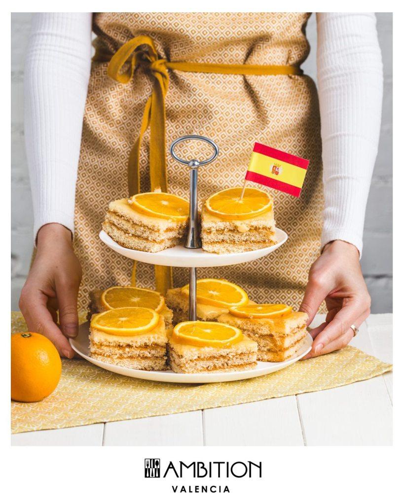 platou servire prajituri cu 2 eteja, ambition, dajar