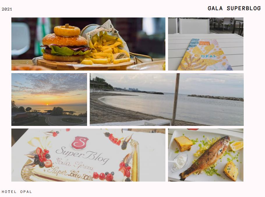 Gala Spring SuperBlog, Hotel Opal